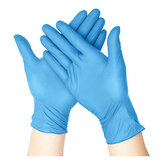 100 Pcs Gloves Disposable Powder Free Latex Free  Household Cleaning USA in Stock