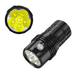 IMALENT MS06 25000LM 6* XPH70 Gen.2 High Lumen Powerful 21700 Flashlight 513M Long Shoot Good Searching Torch