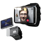 LOKMAT APPLLP Max 4GB + 64GB 2.88inch Afneembaar Groot Scherm 5.0MP + 13MP Dual Camera WIFI GPS Android 9.0 4G Horloge Telefoon