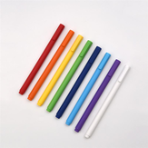 [From XM ] KACO Colorful Gel Pens 0.5mm Pen Refill 8Pcs/Pack Signing Pens For Student School Office