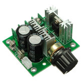 5pcs 12V-40V 10A Modulation PWM DC Motor Speed Controller Switch Governor