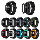 Bakeey PC Colorful Watch Caso Protector de pantalla de cubierta para reloj inteligente Haylou LS02
