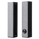 S12 bluetooth 5.0 Soundbar 20W Uzakdan Kumanda Güç Çift Kanallı Stereo Hoparlör
