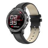 Bakeey CF19 Schermo tondo full-touch da 1,3 pollici Cuore Monitoraggio dell'ossigeno della pressione arteriosa 23 Modalità sport Smart Watch