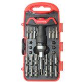 PENGGONG 8119B Multitool Screwdrivers Set Magnet Ratchet Screw Driver Tools