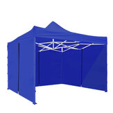 9.8x6.2FT Canopy Side Wall Panel Gazebo Tent Shelter Shade Zipper Sidewall Cloth