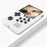 M3S Mini Handheld Game Players 16 bit Retro Smart Handheld Video Game USB Charging Gaming Console with 4G Games Card for Kids