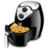 2.6L 1300W 110V Air Fryer Cooker Oven LCD Low Fat Health Free Food Frying Litre