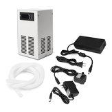 AC110-240V LCD Anzeige Wasserkühler Kühlvorrichtung Aquarium Konstante Temperatur Kühlausrüstung