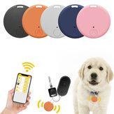 BT5.0 Smart blurtooth Tracker Anti-lost Device Locator Small Portable BT GPS Mini Tracker for Pet Dog Cat Kids Car Wallet Key Collar Accessories
