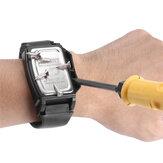JAKEMY JM-X4 Anti-static Magnetic Adsorption Watch Tools Screws Nails Components Bracelet Wristband