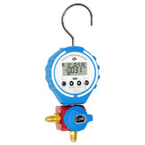 DBF-L-03L Manometro Refrigerazione Digital Collettore Tester Vacuometro Tester di temperatura HVAC Manometro Freon