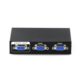 Jinghua v201 VGA 2 in 1 out Switcher Computer VGA Video Switcher 1080P Video Converter 3 Ports Connectors for Laptop TV DVD