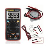 ANENG AN8009 True RMS NCV Digital Multimeter 9999 Counts Backlight AC DC Current Voltage Tester