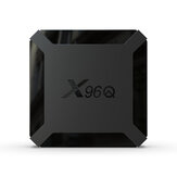 X96Q Allwinner H313 Quad Core Android 10.0 DDR3 1GB RAM eMMC 8GB ROM 4K TV Box