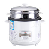 1.5/2/3L Mini Old Non-stick Rice Cooker Kitchen Household Student Appliances for 1-4 People