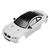 Firelap RC Car Body Shell For 1/28 Das87 Wltoys Mini-Q RC Model Vehicle White