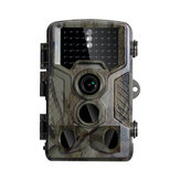 KALOAD Aparat myśliwski z aktywowanym ruchem H801 16MP Deer Tree Digital Waterproof Trail Wildlife Camera