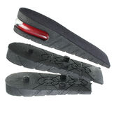 3-Layer 6cm Unisex Shoe Insole AIR Cushion Heel Insert