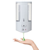 500 mL Sensor Otomatis Shampoo Gratis Dispenser Shampoo Mandi Wall Mounted Liquid Dispenser