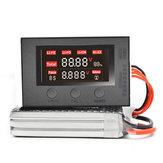 HOTRC BX200 Voltage Tester Low Voltage Buzzer Alarm Battery Voltage Checker Radio Display for 2-7S Lipo Battery