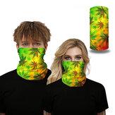 Lenço de pescoço para cabeça de bandana de balaclava multiuso UV Proteção para o rosto Máscara Ciclismo Caminhadas Cabelo Acessórios Lenço de bandana para a cabeça
