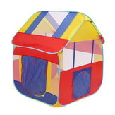 1.2m Pop Up Tent Indoor Outdoor Playground Ball Pit Play House Hut Fun Game Kids Toy