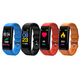 XANES B06 0.96 `` Touchscreen Smart Watch Waterdichte hartslagmeter Fitnessarmband Mi Band