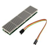 MAX7219 Dot Matrix Module 4-in-1 LED Tampilan Modul