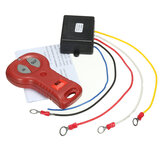 DC 9-30V 433MHz 434MHz Guincho In Out Sem Fio Controle Remoto Kit de interruptor para Jeep ATV SUV Truck Off Road