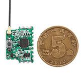 2.4G 8CH Mini J8 FrSky Récepteur Compatible avec Sortie PWM PPM SBUS