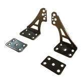 W20*H33 Metal Servo Horn  High Hardness High Strength For RC Airplane 1 Pair