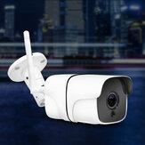 Bakeey 1080P HD IP-camera Smart Wireless Wifi Outdoor Waterproof Security Surveillance CCTV Network IP-camera Werken met Tuya