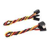 TV-out Cable & Power Cable for RunCam 2 / RunCam 3 / RunCam Split / RunCam Split 2 RunCam 5 FPV Camera