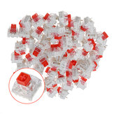 70 PCS Pack Kailh BOX Red Switch Keyboard Switch untuk Kustomisasi Keyboard