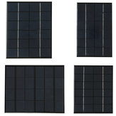 2W/3.5W/4.2W/5.2W 6V Mini Solar Panel With USB Interface For Mobile Charging