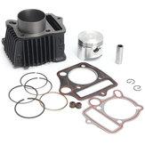 Motosiklet Piston Contalı Silindir Honda CFR50 70 90 için Üst Uç Kit