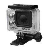 SJCAM SJ7 STAR 4K WIFI Câmera Ação IMX117 CMOS 2.0 Polegadas LCD Esportivo DV AMbarella A12S75