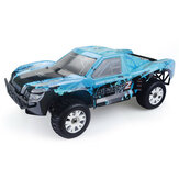 ZD Racing 9203 1/8 2.4G 4WD 80km / h Brushless Rc Car 120A ESC Electric Short Course Truck RTR Toys