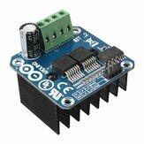 الوحدة النمطية لسائق محرك أشباه الموصلات BTS7960B 5V 43A H-bridge للمحرك Geekcreit لـ Arduino - المنتجات التي تعمل مع لوحات Arduino الرسمية