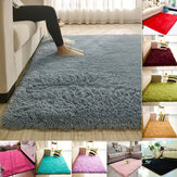 80X120CM Soft Fluffy Rugs Shaggy Area Rug Home Carpet Floor Mat Living Room Carpet Soft Cosy Bedside Floor Yoga Mats