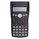 2ラインディスプレイ科学電卓ポータブルハンドヘルドマルチファンクションデジタルfor数学