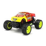 HSP 94186 1/16 2.4G 4WD Electric Power Rc Samochód Kidking Rc380 Motor Off-road Monster Truck RTR zabawka