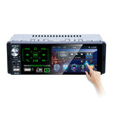 P5130 4.1 Pollici 1DIN Autoradio Radio Lettore MP5 Full Touch Screen FM AM RDS Bluetooth USB Forte Bass Backup posteriore fotografica