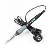 HANDSKIT SI929 90W Digital Adjustable Temperature Electric Soldering Iron Kit for BGA SMD PCB IC Repair