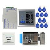 RFID Kit de Sistema de Control de Acceso de la Puerta