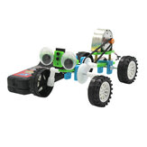 Wire-controlled Small Reptile DIY Machine Science Electric Robot Wired Toy