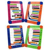 100 Бисер Abacus Подсчет Количество Дошкольный Малыш Обучение Математике Образование Калькулятор Игрушки