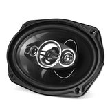 2Ps TS-6972 800W 6x9'' Car Dual Door Shelf Coaxial Audio Speaker 2-Way HiFi Speakers