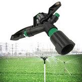 """BahçeSulamaPlastikYağmurlamaSistemi1 """"DN25 Konektör Döner Salıncak Kolu Su Sprinkler İç İplik Sprey Nozulu"""